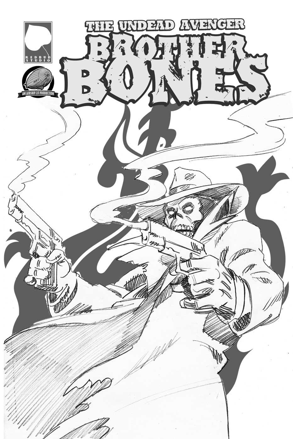 BONES COMIC