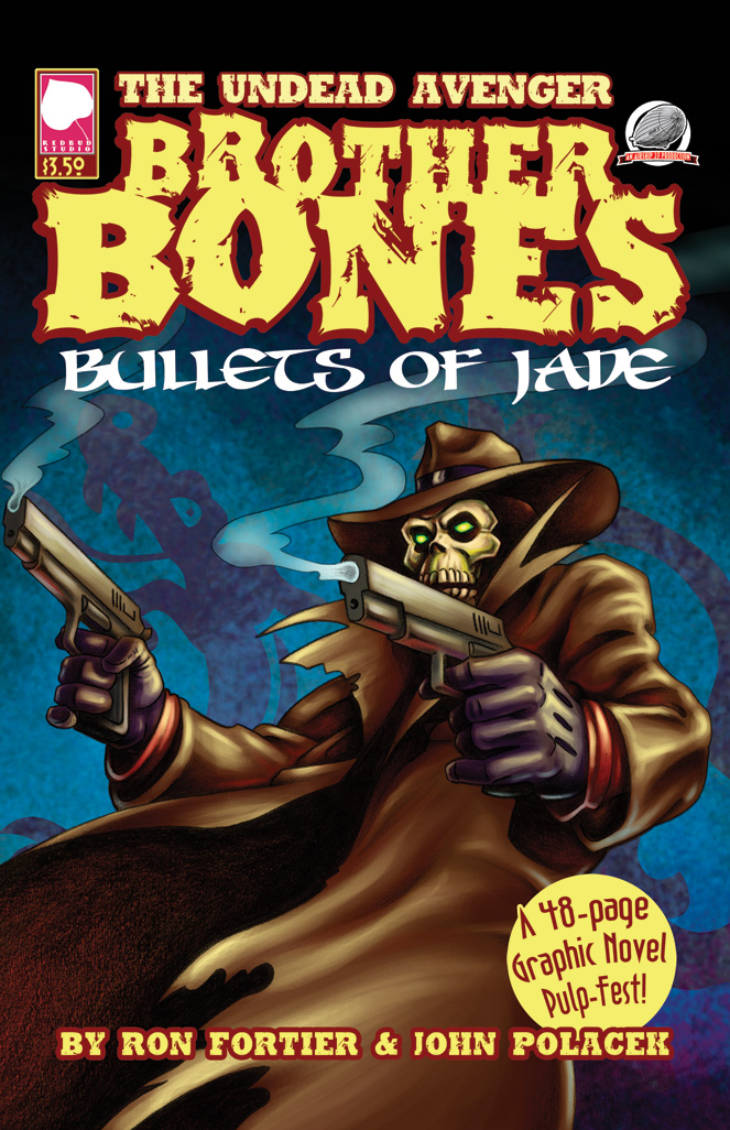 Brother Bones Comic