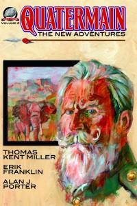 Quatermain new adventures vol2 CMYK