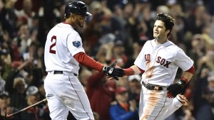 MLB: World Series-Los Angeles Dodgers at Boston Red Sox