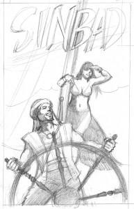 sinbad sketch